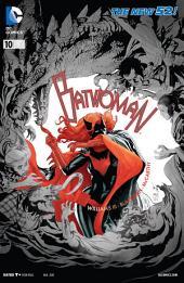 Batwoman (2011-) #10