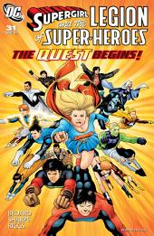 Supergirl and The Legion of Super-Heroes (2006-) #31