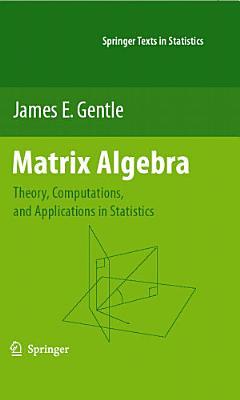 Matrix Algebra PDF