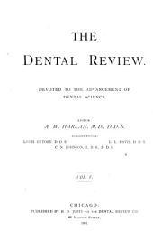 Dental Review: Volume 5