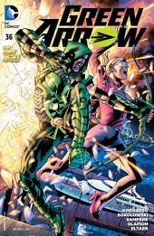 Green Arrow (2012-) #36