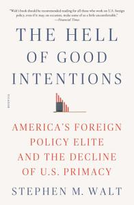 The Hell of Good Intentions Book