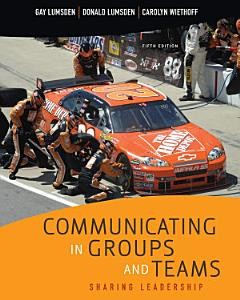 Communicating in Groups and Teams  Sharing Leadership Book