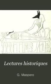 Lectures historiques: rédigés conformément au programme du 22 janvier 1890; pour la classe de cinquième. La vie privée at la vie publique des Grecs
