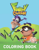 FANBOY & CHUM CHUM Coloring Book