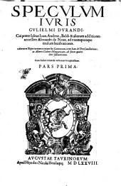 Pars prima ; Vol. 2: Pars secunda ; Vol. 3: Pars tertia et quarta
