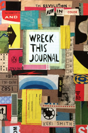 Wreck This Journal  Now in Color