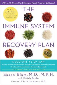 The Immune System Recovery Plan Book