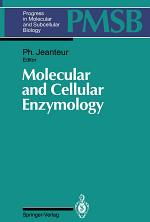 Molecular and Cellular Enzymology