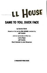 Full House Book PDF