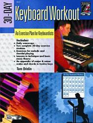 30 Day Keyboard Workout Book PDF