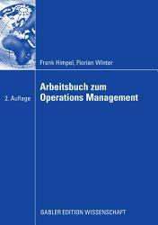 Arbeitsbuch zum Operations Management PDF