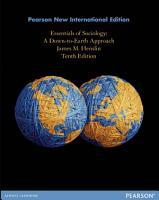 Essentials of Sociology  Pearson New International Edition PDF