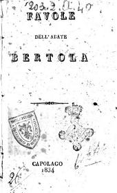 Favole dell' abate Bertola