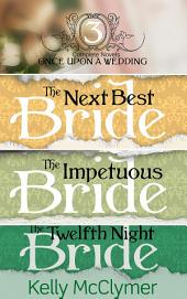 Once Upon a Wedding Boxed Set: Books 5-7