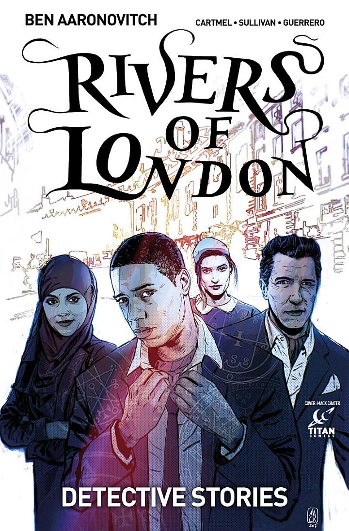 Rivers of London - Detective Stories #1