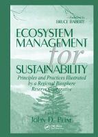 Ecosystem Management for Sustainability PDF