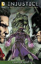 Injustice: Gods Among Us: Year Three (2014-) #9