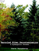 Recycled Fiber Decontamination