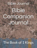Bible Companion Journal PDF