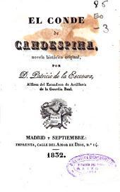 El Conde de Candespina: novela histórica original