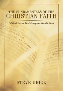 The Fundamentals of the Christian Faith Book