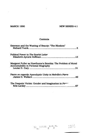 American Transcendental Quarterly