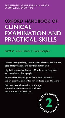 Oxford Handbook of Clinical Examination and Practical Skills PDF
