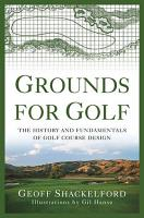 Grounds for Golf PDF