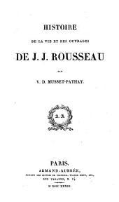 Œuvres inédites: suivies d'un Supplément à l'histoire de sa vie et des ses œuvrages, Volume3