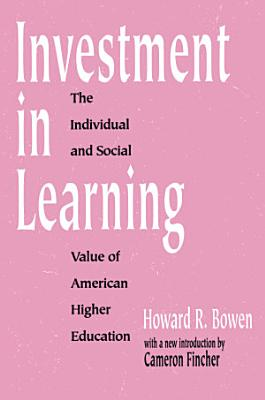 Investment in Learning