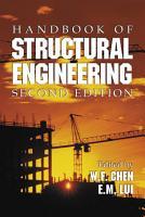 Handbook of Structural Engineering PDF