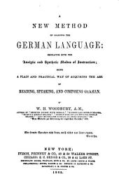 The New Method of Learning the German Language