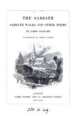 The sabbath, Sabbath walks, and other poems
