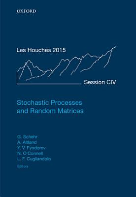 Stochastic Processes and Random Matrices