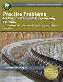Practice Problems for the Environmental Engineering PE Exam PDF