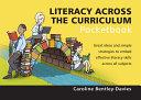 Literacy Across the Curriculum PDF