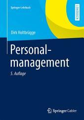 Personalmanagement: Ausgabe 5