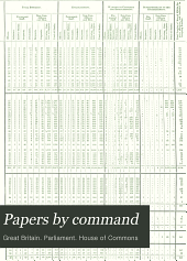Papers by Command: Volume 39
