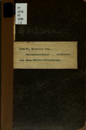 Kleist's Hermannsschlacht: ein Gedicht auf Österreich
