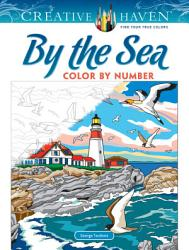 Creative Haven By The Sea Color By Number Book PDF