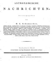 Astronomische Nachrichten: Volume 16