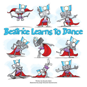 Beatrice Learns to Dance Book