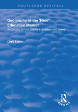 Geography of the  New  Education Market PDF