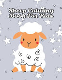 Sheep Coloring Book For Kids PDF