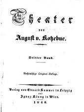 Theater: Bände 3-4