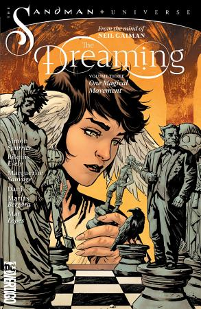 The Dreaming Vol  3  One Magical Movement PDF