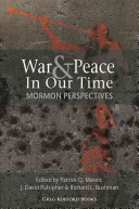 War & Peace in Our Time