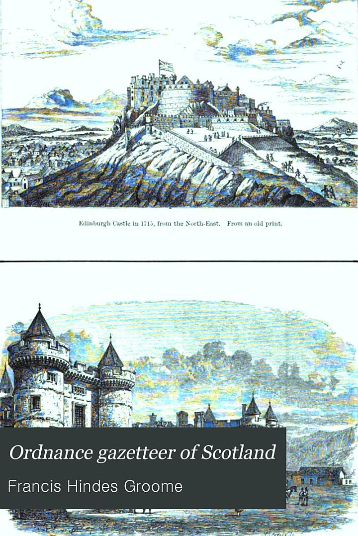 Ordnance Gazetteer of Scotland