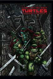 Teenage Mutant Ninja Turtles: The Ultimate B&W Collection, Vol. 4